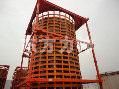 石化储运:合成纤维网套、扁平吊装兜实现中石化软体储液罐防护