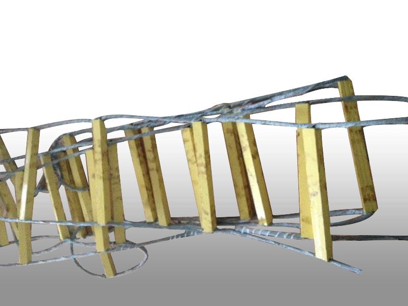 钢丝绳软梯