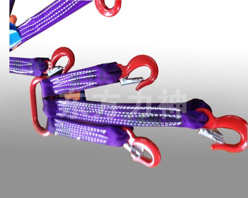 柔性组合吊带